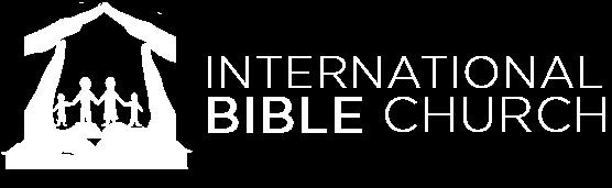 International Bible Church Official Website